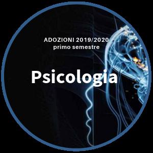Adozioni 2019/2020 - Psicologia