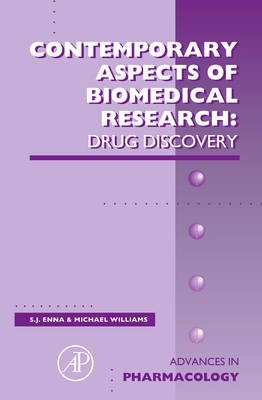 Contemporary Aspects of Biomedical Research: Drug Discovery