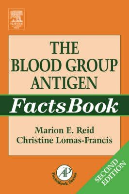 The Blood Group Antigen Facts Book