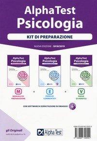 Alpha Test. Psicologia. Kit di preparazione