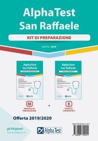 Alpha Test San Raffaele. Kit di preparazione