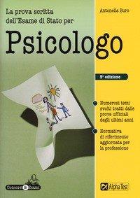 La prova scritta per l'esame di stato per psicologo