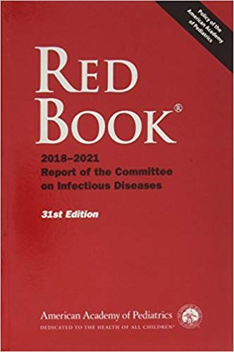 Red Book 2018-2021. 31st Edition