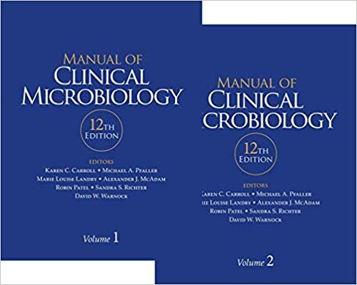 Manual of Clinical Microbiology