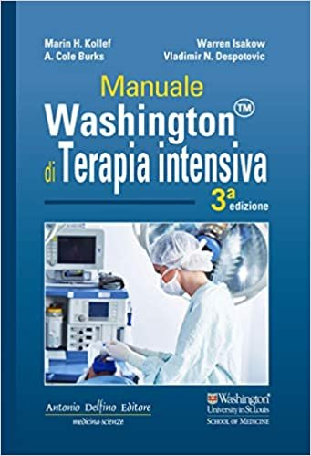 Manuale Washington di terapia intensiva