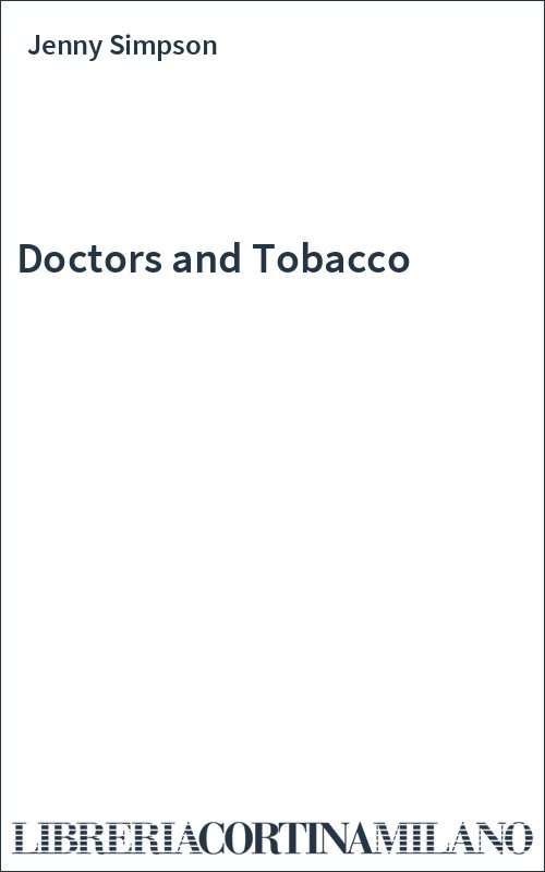 Doctors and Tobacco