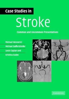 Case Studies in Stroke