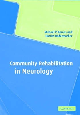 Community Rehabilitation in Neurology