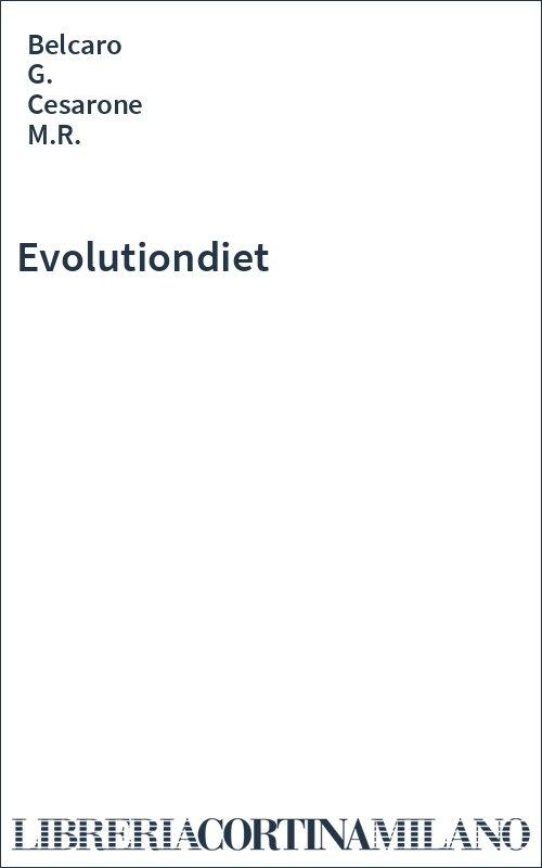 Evolutiondiet