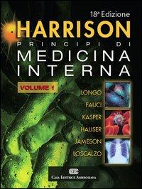 Harrison. Principi di medicina interna - 18 ed.