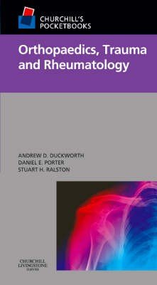 Churchill's Pocketbook of Orthopaedics, Trauma and Rheumatology