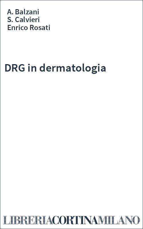 DRG in dermatologia