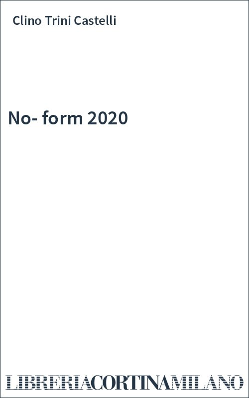 No-form 2020