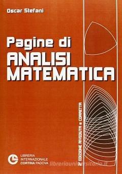 Pagine di analisi matematica