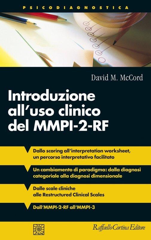 Introduzione all'uso clinico del MMPI-2-RF