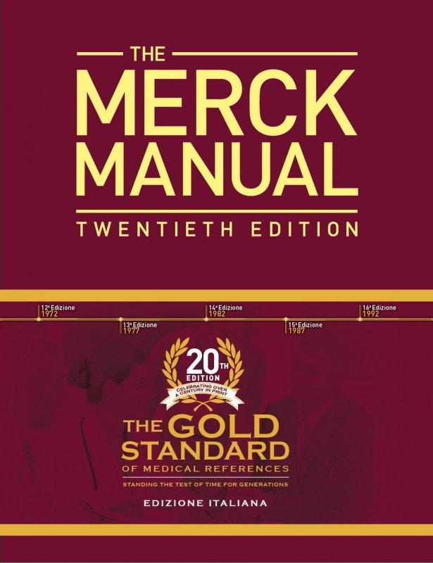 Il manuale Merck di diagnosi e terapia