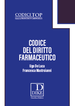 Codice del diritto farmaceutico