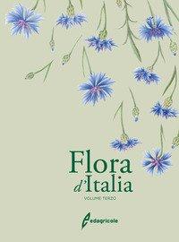 Flora d'Italia (Vol. 3)