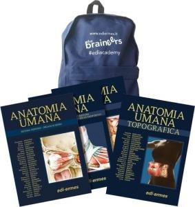 Trattato di anatomia umana e Anatomia umana topografica - Anatomy bag