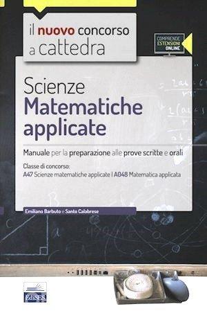 CC 4/57 Scienze matematiche e appicate