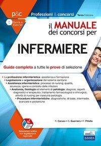 Il manuale dei concorsi per infermiere. Guida completa a tutte le prove di selezione