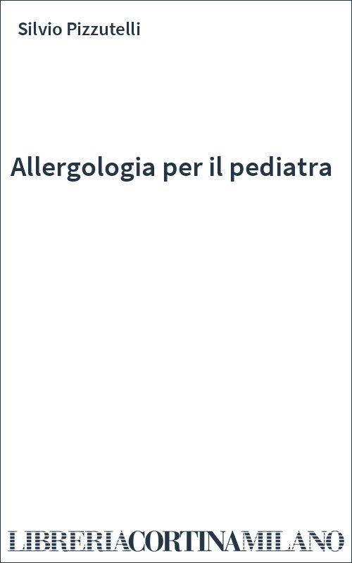 Allergologia per il pediatra