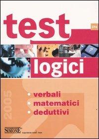Test Logici Verbali Matematici Deduttivi Autori Vari Sconti