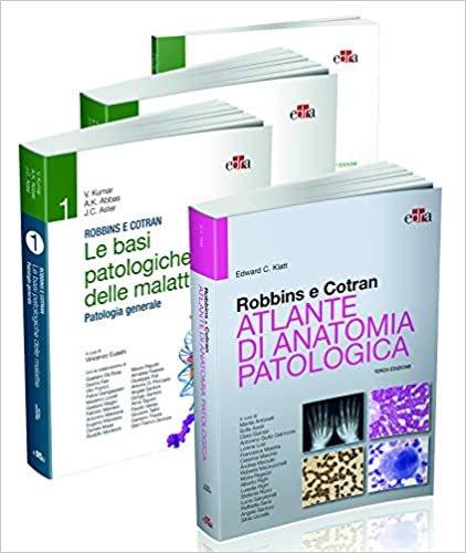 Robbins e Cotran Le basi patologiche delle malattie. Cofanetto Anatomia Patologica