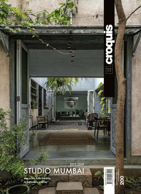 El Croquis n. 200. Studio Mumbai 2012 2019