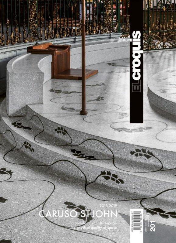 El Croquis n. 201 Caruso St John 2013-2019