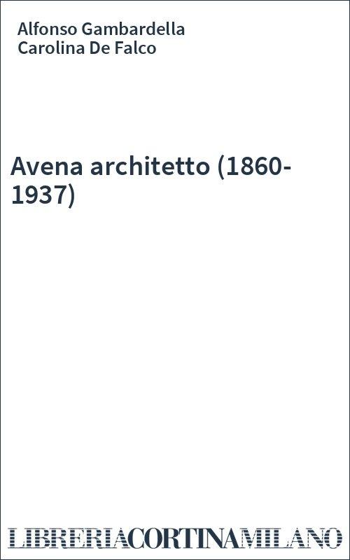 Avena architetto (1860-1937)