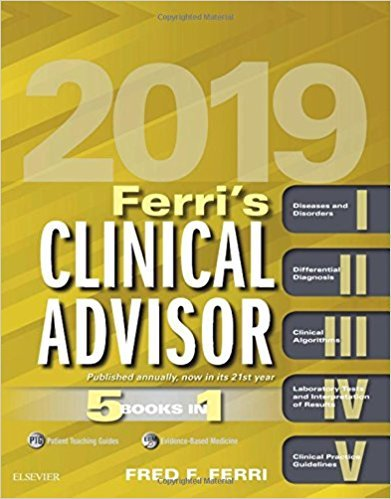 Ferri's Clinical Advisor 2019