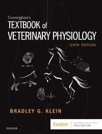 Cunningham's Textbook of Veterinary Physiology 6th ed.