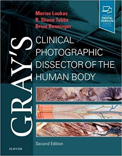 Gray's Clinical Photographic Dissector of the Human Body, Second Edition