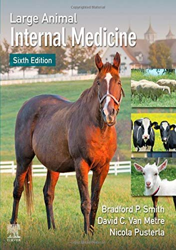 Large Animal Internal Medicine 6th ed.