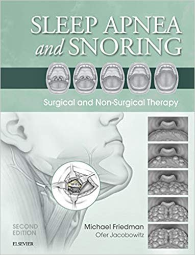 Sleep Apnea and Snoring 2°nd Edition