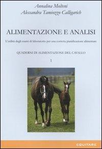 Quaderni di alimentazione del cavallo