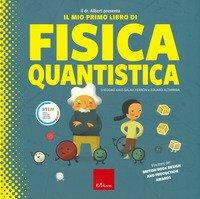 Il dr. Albert presenta il mio primo libro fisica quantica