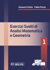 Esercizi svolti di analisi matematica e geometria 1