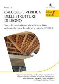 Calcolo e verifica delle strutture di legno