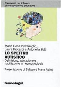 Lo spettro autistico. Definizione, valutazione e riabilitazione in neuropsicologia