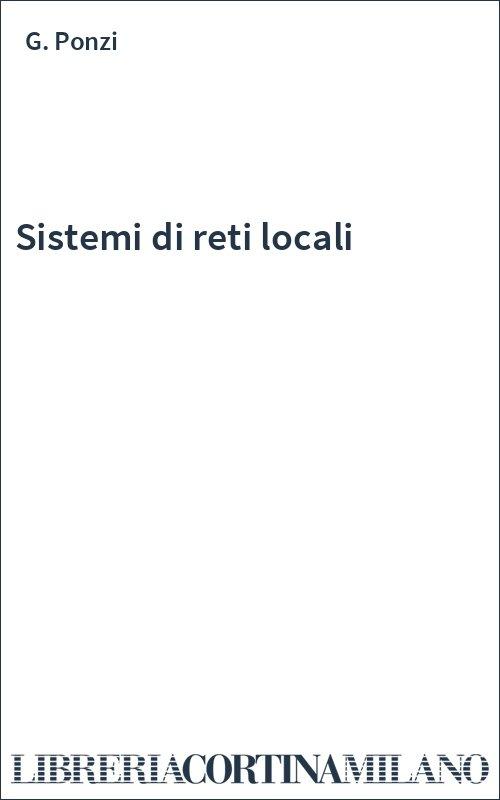 Sistemi di reti locali