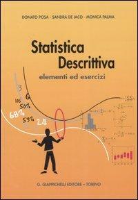 Statistica descrittiva. Elementi ed esercizi