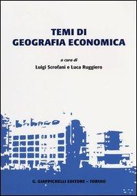 Temi di geografia economica