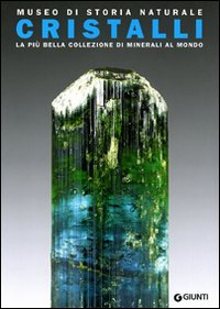 Museo di storia naturale. Cristalli
