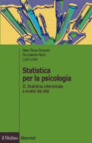 Statistica per la psicologia. Vol. 2