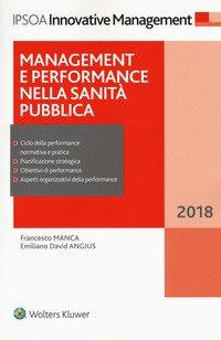 Management e performance nella sanità pubblica 2018