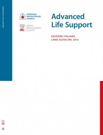 Advanced Life Support Edizione Italiana Linee Guida ERC 2015