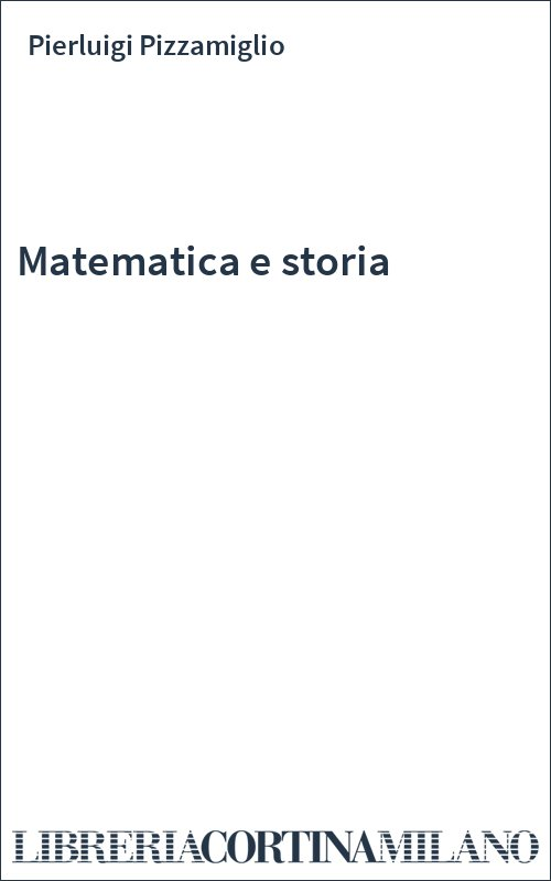 Matematica e storia