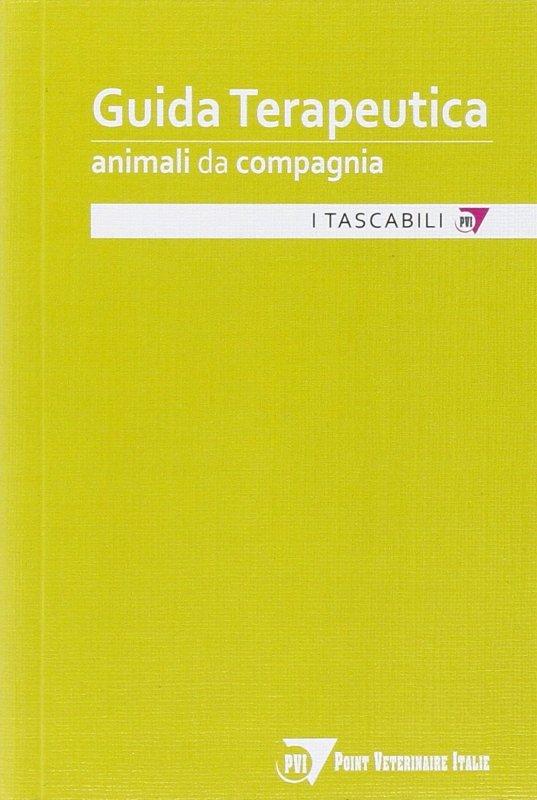 Guida terapeutica. Animali da compagnia